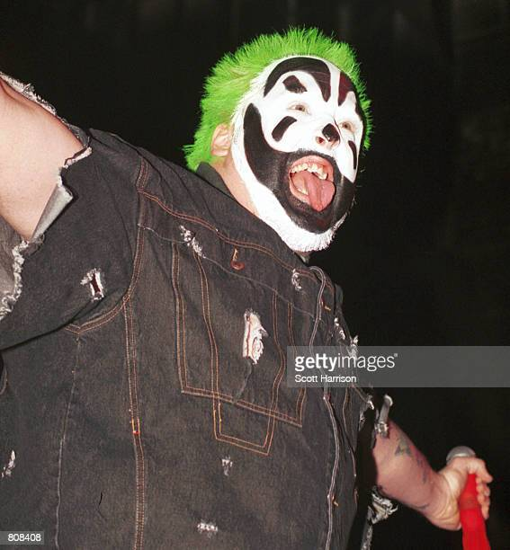 Insane Bands: Insane Clown Posse Stock Photos And Pictures