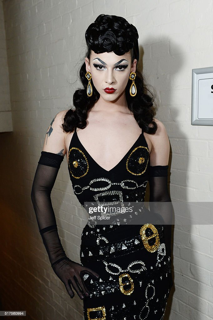 Violet chachki show us your dick