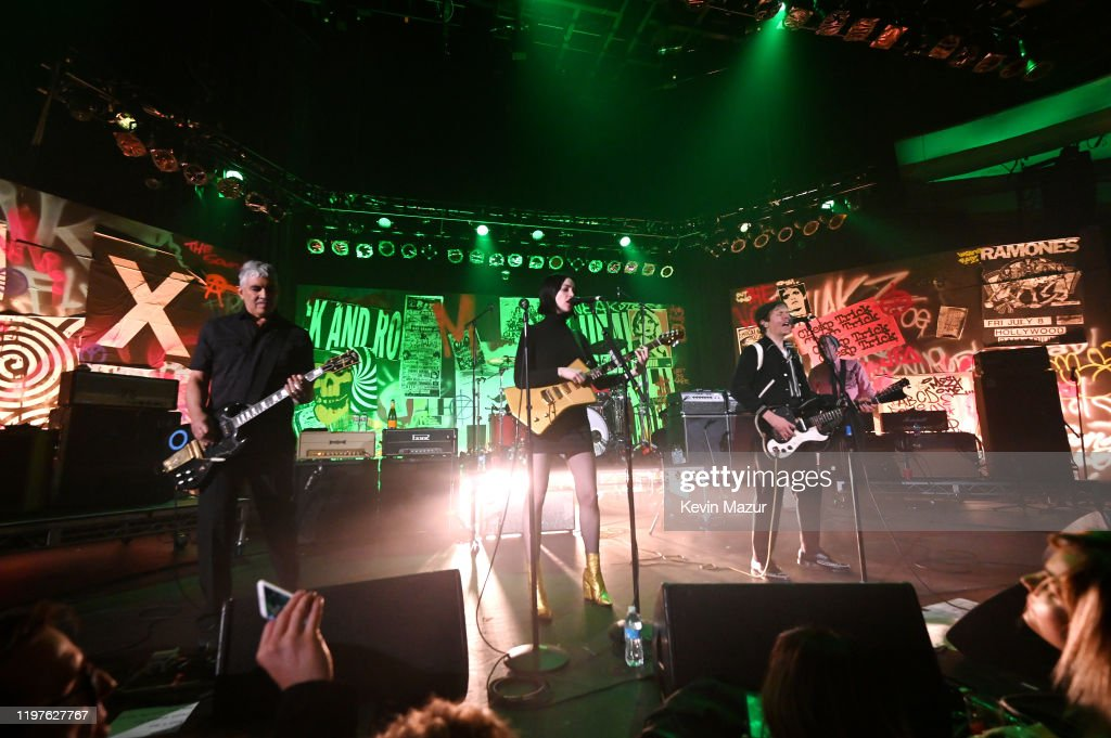 The Art Of Elysium And We Are Here Present Heaven Is Rock And Roll : News Photo