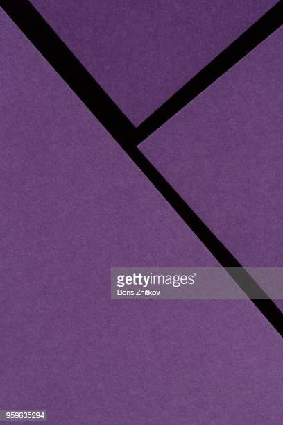 abstract image violet paper
