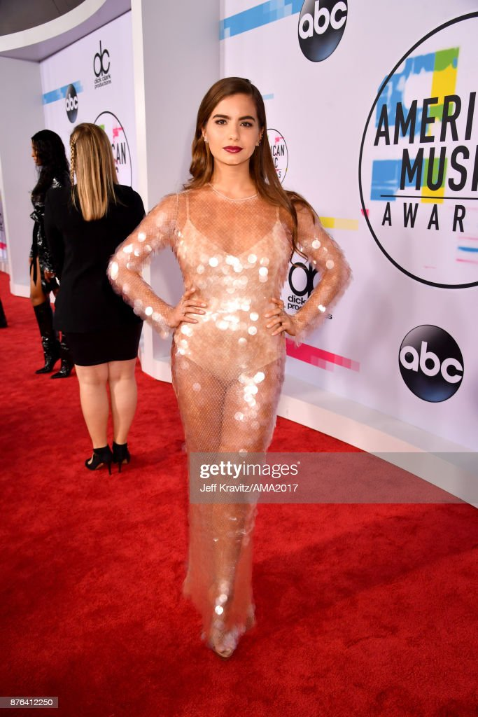 2017 American Music Awards - Red Carpet