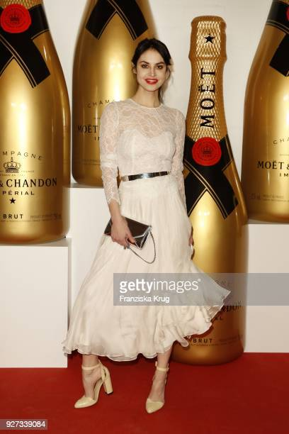 Violetta Schurawlow during the Moet Academy Night on March 4 2018 in Berlin Germany