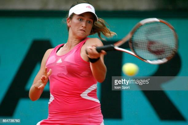 Violette HUCK Qualifications Roland Garros 2007