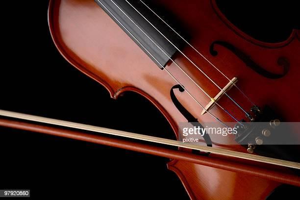Violine-detail