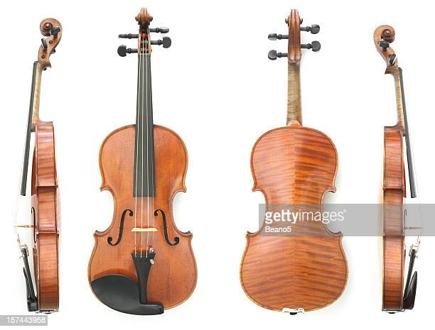 Violin Four Views