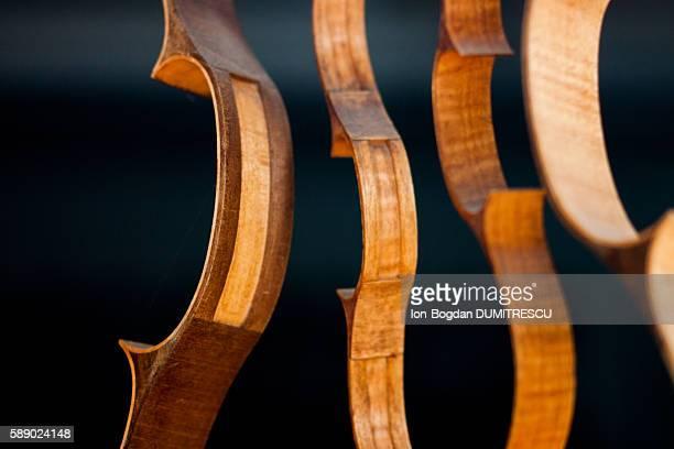 Violin outline