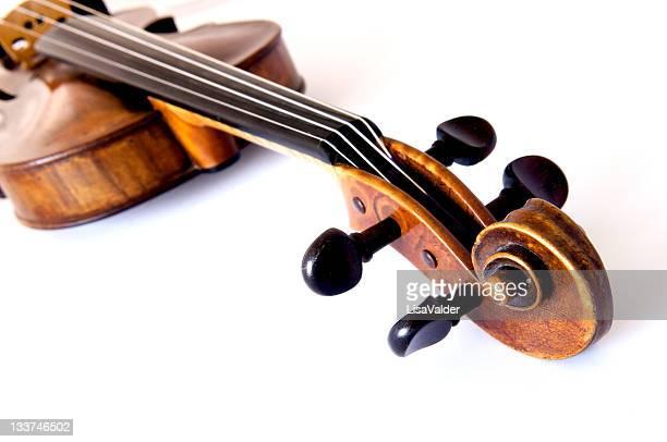 Riccio del violino foto e immagini stock getty images - Immagini violino a colori ...