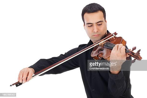 Violine-Spieler