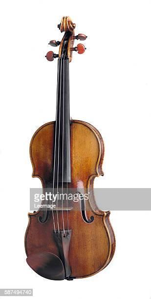 A violin Stradivarius by the violin maker Antonio Stradivari Cremona 1715 Palazzo Comunale Cremona Italy
