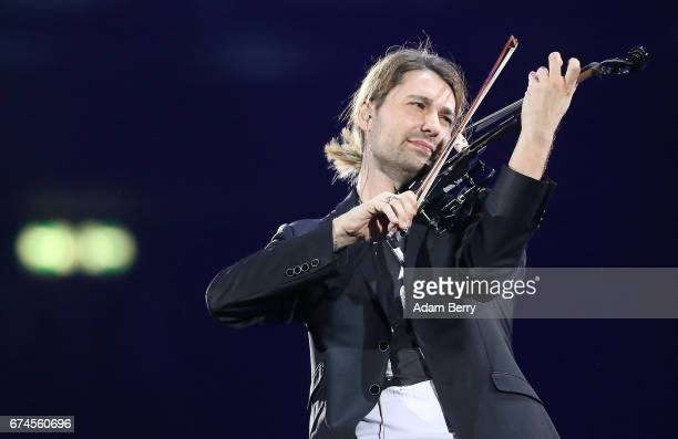 David Garrett Performs In Berlin Stock Fotos Und Bilder