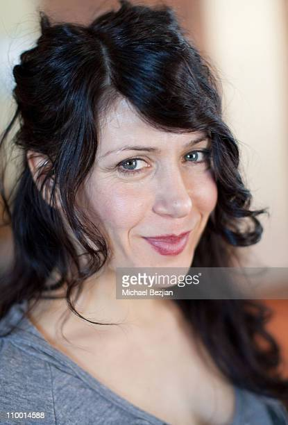 Violinist Lili Haydn attends the Skype And Earth Friendly Products Host Inauguration Viewing Party at the Green Lodge on January 20 2009 in Park City...