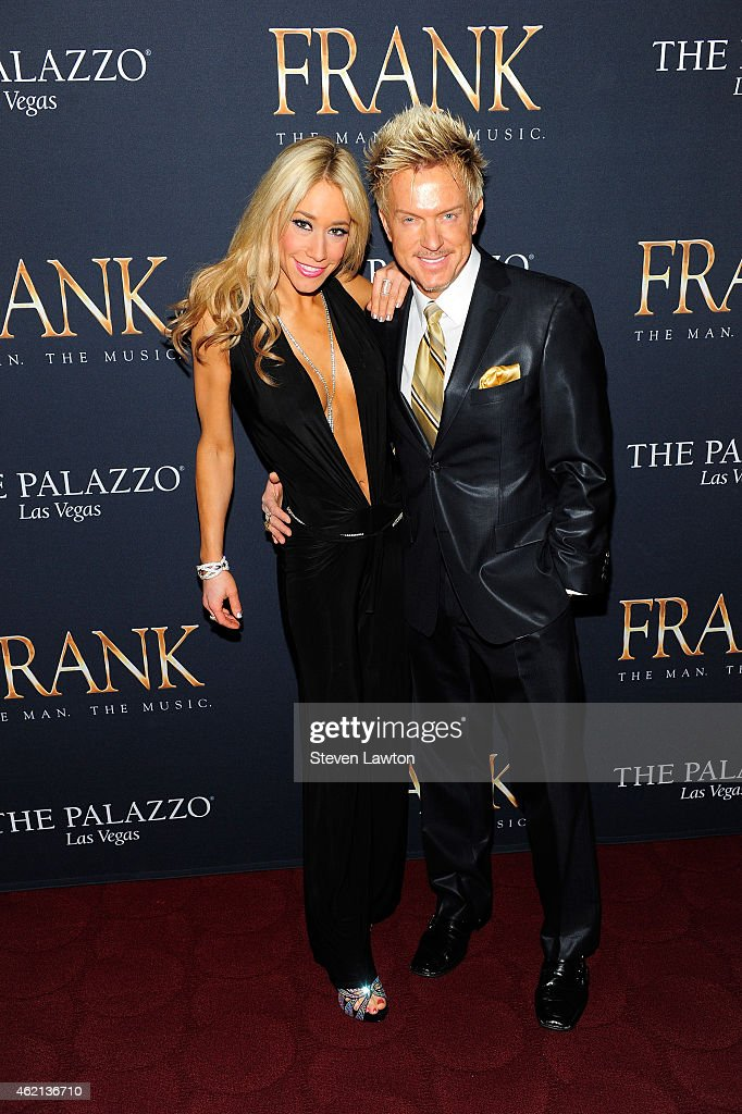 """""""Frank - The Man. The Music."""" Premieres At The Palazzo Las Vegas"""