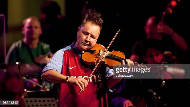 22 Nigel Kennedy In Concert Rehearsal Pictures, Photos