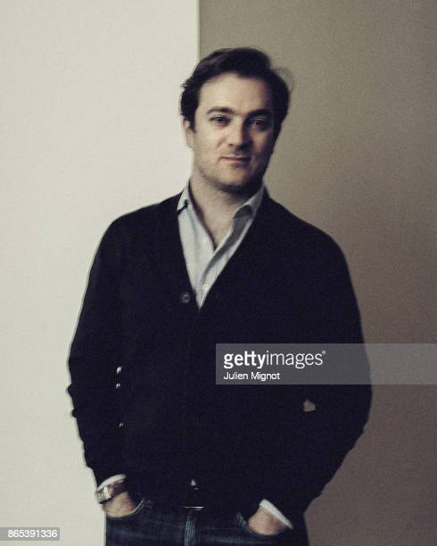 Violinist Renaud Capucon is photographed for WorldWide on January 2016 in Paris France