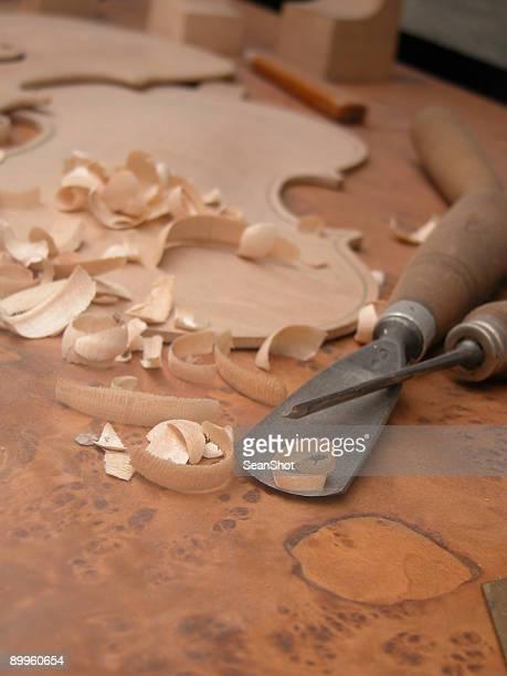 violinmaker tabella - cremona foto e immagini stock