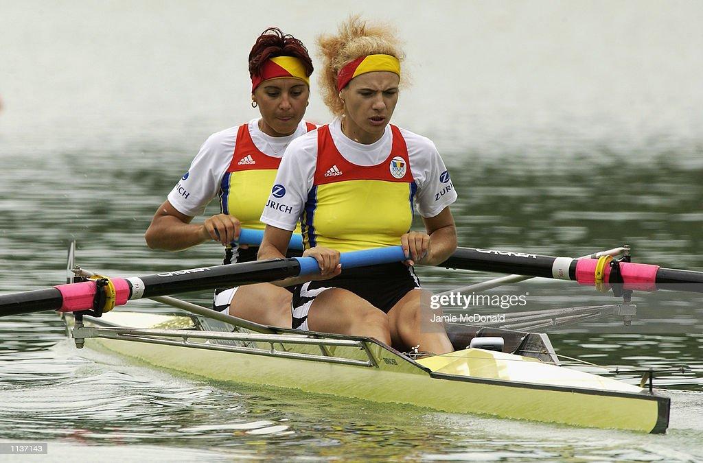 Viorica Susanu and Georgeta Andrunache : News Photo