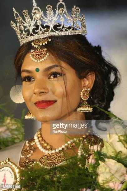 Vipuja Varatharajan was crowned Miss Tamil Canada Queen of Angels 2017 during the Miss Tamil Canada Queen of Angels beauty pageant held in...