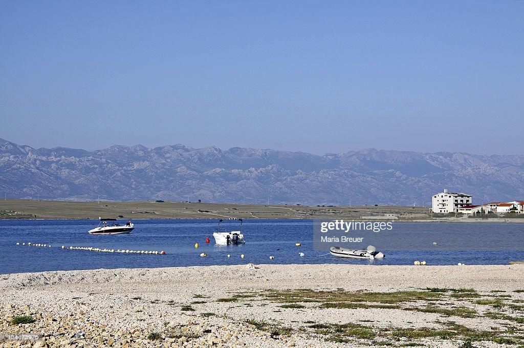 Vir Island, Dalmatia, Croatia, Europe : Stock Photo