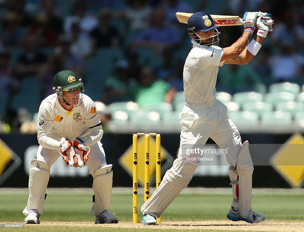 Australia v India - 1st Test: Day 5 : News Photo
