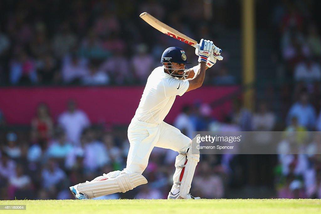 Australia v India - 4th Test: Day 3 : News Photo
