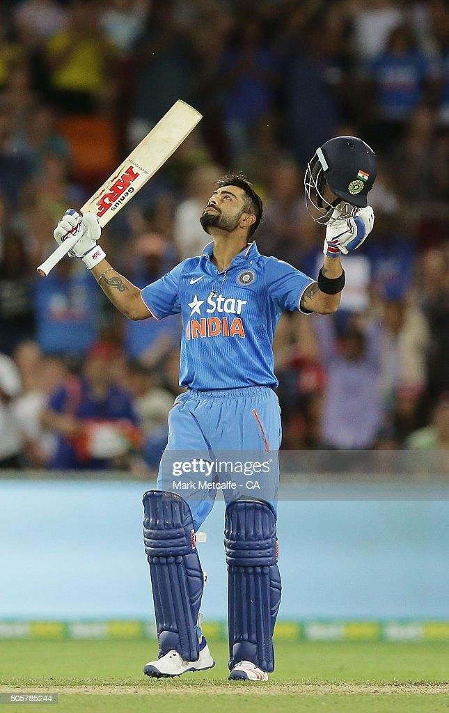 Australia v India - Game 4 : News Photo