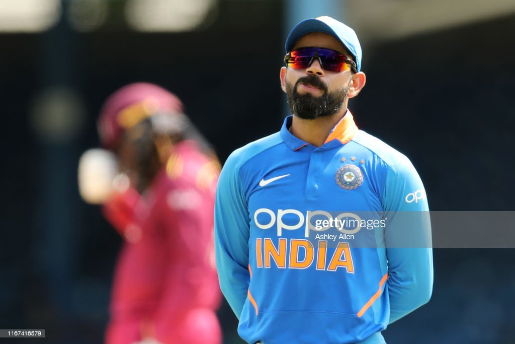 West Indies v India - One Day International Series : ニュース写真