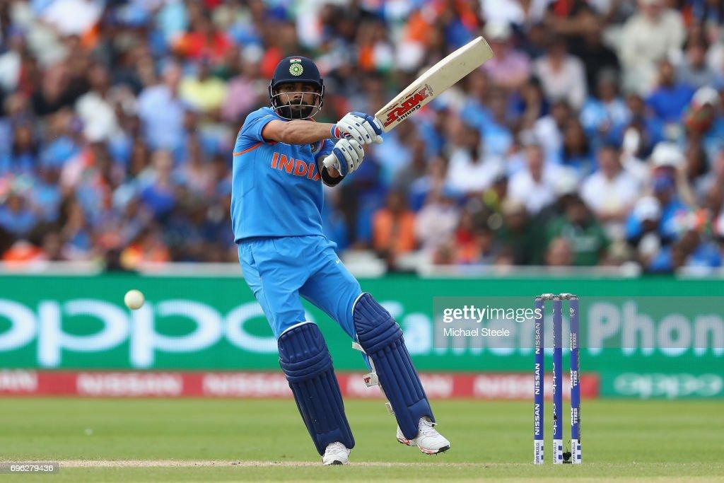 Bangladesh v India - ICC Champions Trophy Semi Final
