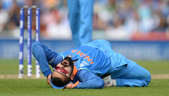 India v South Africa - ICC Champions Trophy : News Photo
