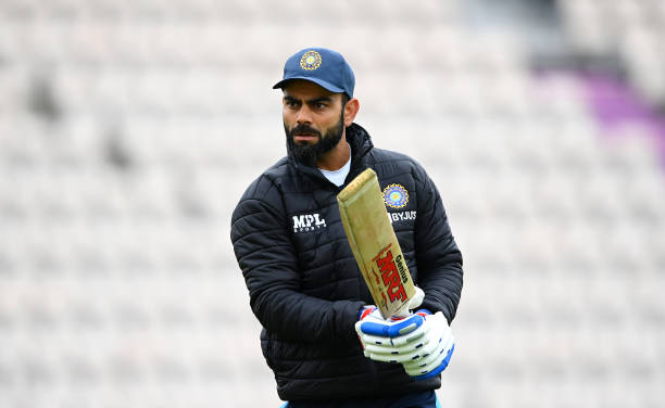 GBR: India v New Zealand - ICC World Test Championship Final: Day 2
