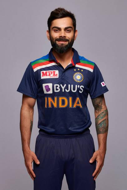 AUS: India Mens T20 Team Headshots Session
