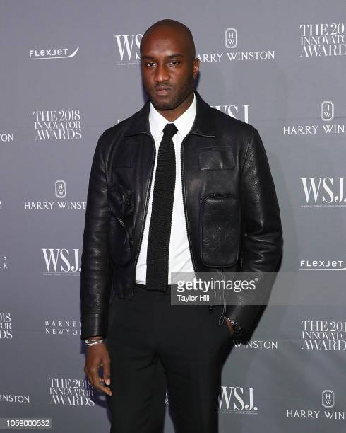 a4fc6f2d134f Virgil Abloh attends the 2018 WSJ Magazine Innovator Awards at Museum of  Modern Art on November