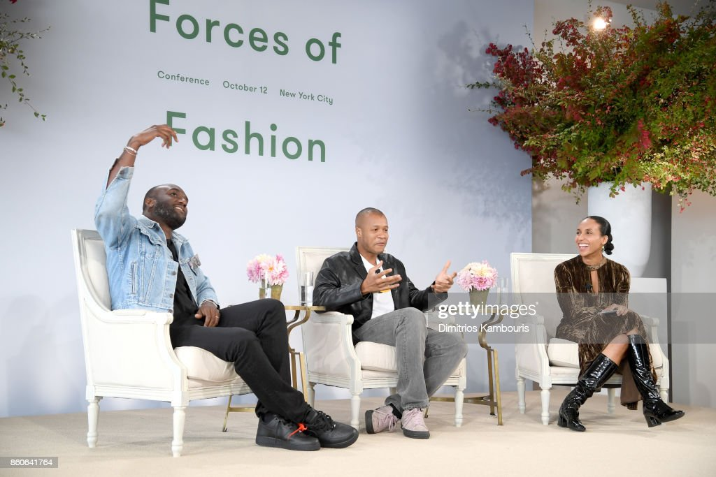 Vogue's Forces Of Fashion Conference : News Photo