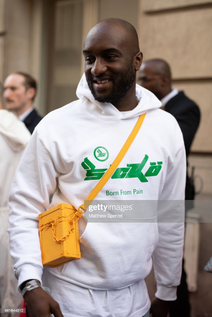 f27c6b2c9972 Street Style -Paris Fashion Week - Menswear Spring-Summer 2019   Day Four