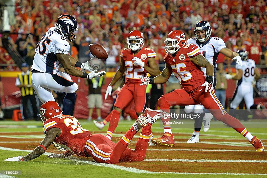 Denver Broncos v Kansas City Chiefs