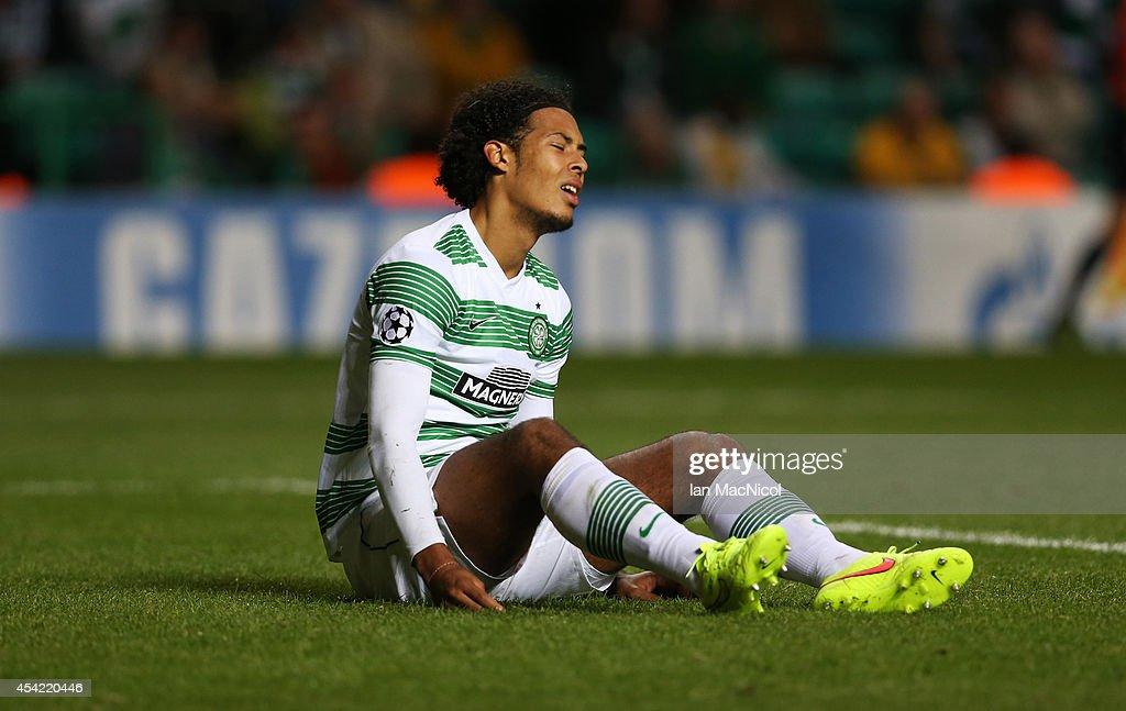 Celtic v Maribor - UEFA Champions League Qualifying Play-Offs Round: Second Leg : News Photo
