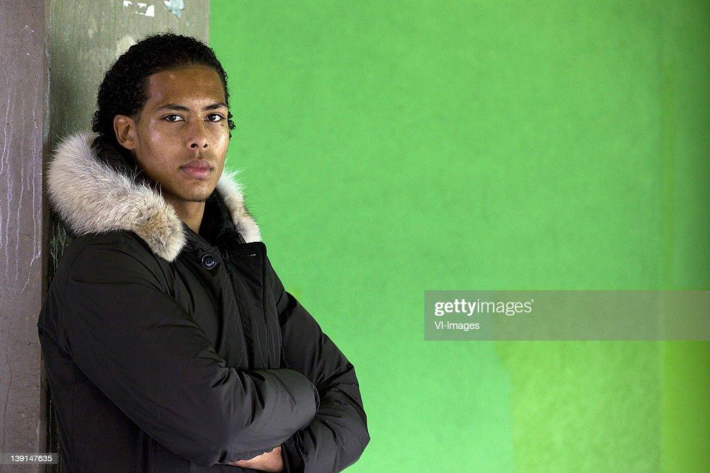 FC Groningen Portrait Session : News Photo