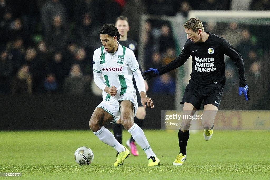 Dutch Eredivisie - FC Groningen v RKC Waalwijk : News Photo