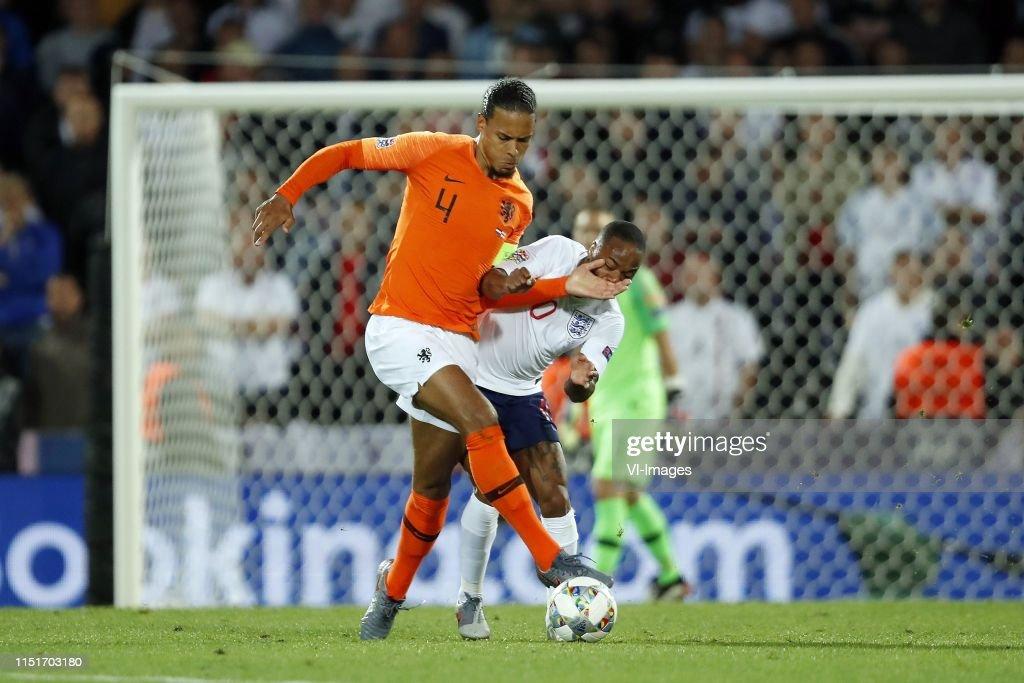 "UEFA Nations League""The Netherlands v England"" : News Photo"