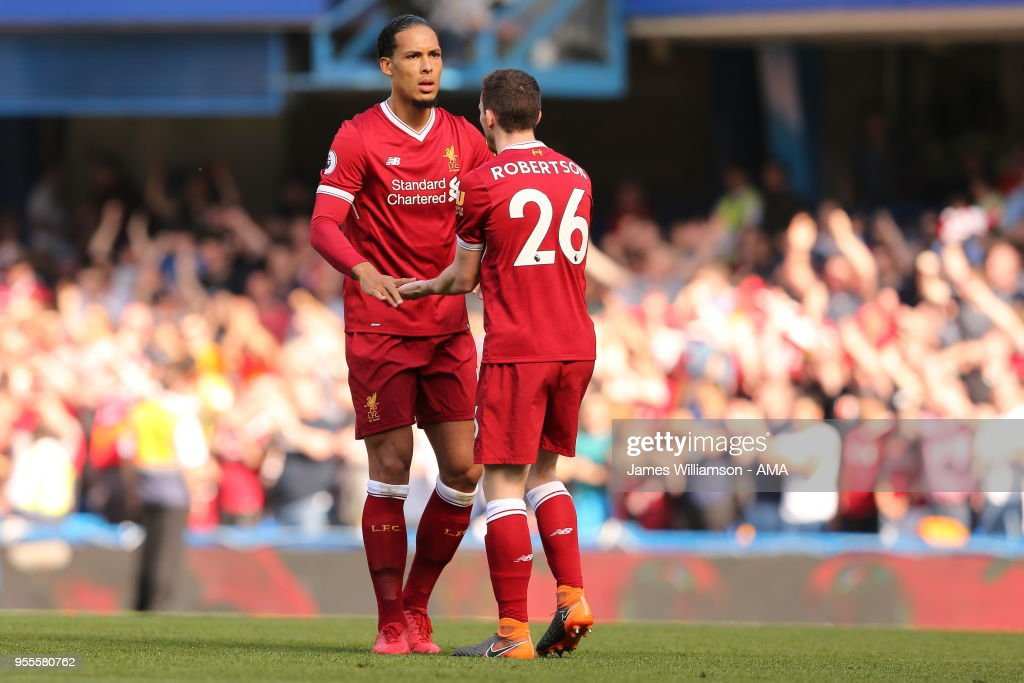 Chelsea v Liverpool - Premier League : Photo d'actualité