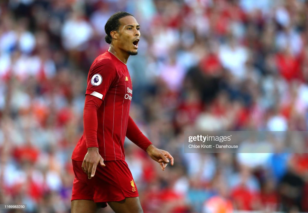 Liverpool FC v Arsenal FC - Premier League : Nachrichtenfoto