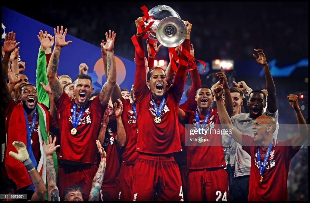 "UEFA Champions League""Tottenham Hotspur FC v Liverpool FC"" : News Photo"