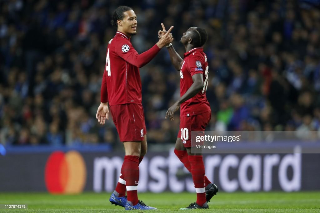 UEFA Champions League'FC Porto v Liverpool FC' : News Photo