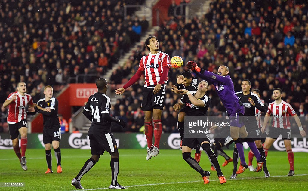 Southampton v Watford - Premier League : News Photo