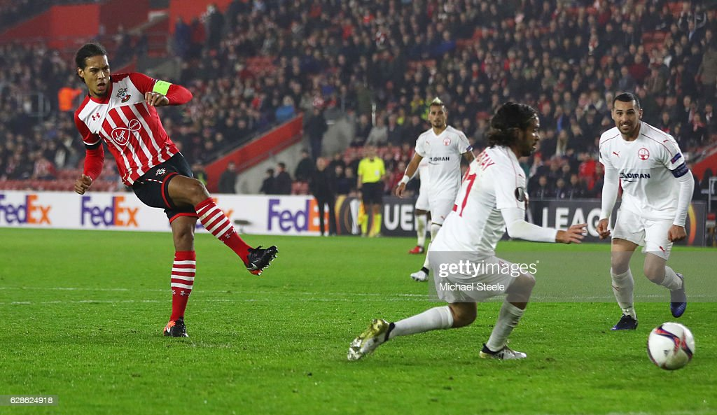 Southampton FC v Hapoel Beer-Sheva FC - UEFA Europa League : News Photo