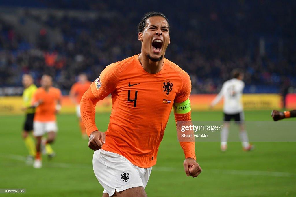 Germany v Netherlands - UEFA Nations League A : ニュース写真