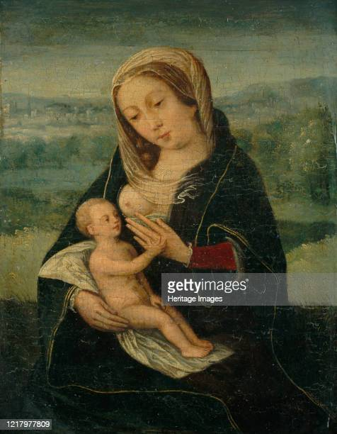Virgin and Child second quarter of the 16th century Artist Unknown