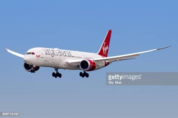Virgin Atlantic Airways aircraft