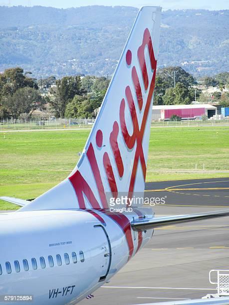 Virgin Australia Aircraft Tail