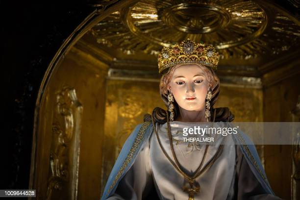 virgin church of st. peter zamora, spain - virgin mary stock pictures, royalty-free photos & images
