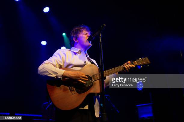 Virgin EMI/Capitol Records Breakout Artist Lewis Capaldi Performs A Sold Out Show at Irving Plaza on June 04 2019 in New York City